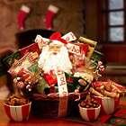 Santa's Sweet Shop of Chocolates Gift Basket