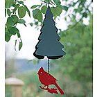 Cardinal Wind Bell
