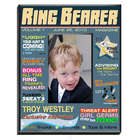 Personalized Ring Bearer Magazine Picture Frame