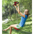 Seated Backyard Zipline Kit