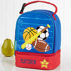All Star Sports Embroidered Kids Lunch Bag