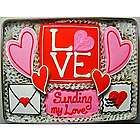Sending My Love Sugar Cookie Gift Tin