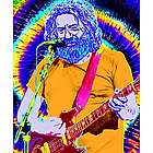 Jerry Garcia Pop Art Print