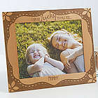 Lucky To Call You Personalized Frame