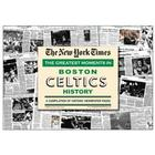 Greatest Moments in Boston Celtics History NY Times Newspaper