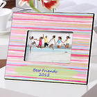 Personalized Watercolors Color Bright Picture Frame