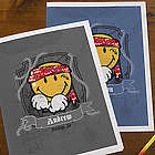 Smiley Jr. Personalized Kids Folders