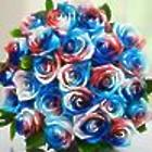 All American Roses Bouquet