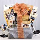 Milk and Dark Chocolate Treasures Gift Basket