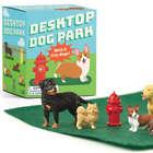 Desktop Mini Dog Park Toy Set