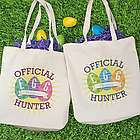 Easter Egg Tote Bag