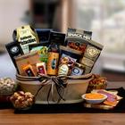 Father's Day Gourmet Nut and Sausage Gift Basket