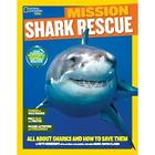 Kid's Mission: Shark Rescue Book