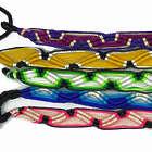 5 Peruvian Friendship Bracelets