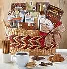 Coffee Cravings Gourmet Gift Basket