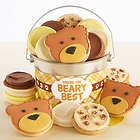 Buttercream Cookies in You're Beary Sweet Pail