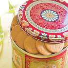 Wafer-Thin Gingersnap Cookies Gift Tin