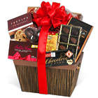 Gourmet Chocolate Classic Gift Basket
