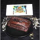 Chocolate Mint Liqueur Cake