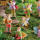 Children's Nature Fairy Figurines