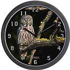 Wizard of the Ancient Forest Owl Clock