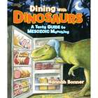 Kid's Dining with Dinosaurs Book