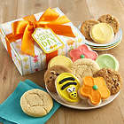 24 Decorated Cookies in Have a Sunny Day Box