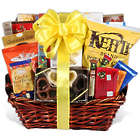 Gourmet Snack & Chocolate Gift Basket