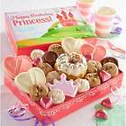 Happy Birthday Princess Party Cookies in a Box