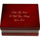 Keepsake Box & Key To My Heart with Optional Personalization