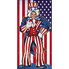 Uncle Sam Photo Door Banner