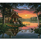 Friends of Summer Jigsaw Puzzle