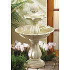 3-Tier Acorn Water Fountain