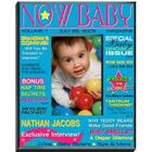 Personalized Baby Boy Magazine Picture Frame