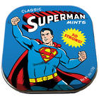 Tin of Classic Superman Mints