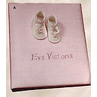Baby Shoes Personalized Baby Photo Album