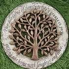 Blessings of Family Garden Stone