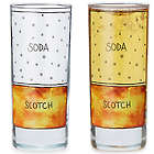Scotch & Soda Diagram Glasses