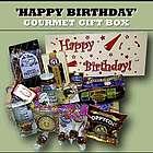 Happy Birthday Gourmet Gift Box