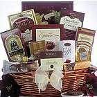 Peace & Prosperity Medium Holiday Christmas Chocolate Gift Basket
