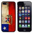 Vintage Chilean Flag of Chile Hard Case iPhone Cover