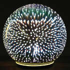 6 Inch Starburst Light-Up Orb