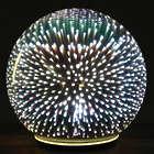 6 Inch Starburst Light-Up Orb