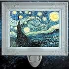 Van Gogh's Starry Night Light