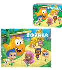 Bubble Guppies Personalized Puzzle and Gift Tin