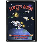Personalized Space Sign for Boys