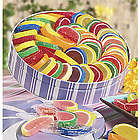 Spring Fruit Gel Slices Tin