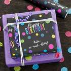 Personalized Bold Birthday Wrapping Paper