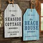 Home Away From Home Personalized Wooden Wall Tag