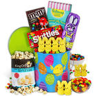 Candy and Popcorn Easter Gift Tin